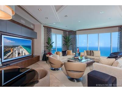 Hollywood Condo For Sale: 2711 S Ocean Dr #4002