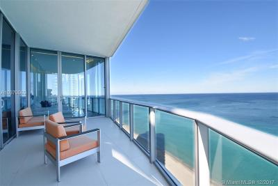 Chateau Beach, Chateau Beach Residences, Chateaux Beach Residences Condo For Sale: 17475 Collins Av #1901