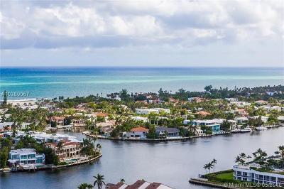 Aventura Condo For Sale: 21055 Yacht Club Dr #2605