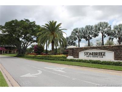 Boca Raton Single Family Home For Sale: 10184 Spyglass Way