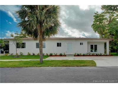 Dania Beach Single Family Home For Sale: 312 Phippen Waiters Rd
