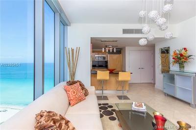 Miami Beach Condo For Sale: 6899 Collins Ave #1704