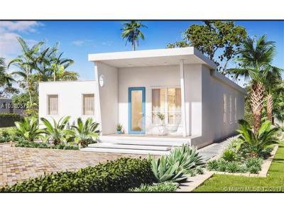 Fort Lauderdale Single Family Home For Sale: 2345 NW 14th St