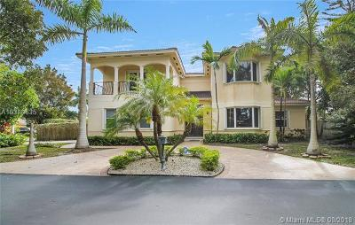 Palmetto Bay Single Family Home For Sale: 8080 SW 172nd Ter