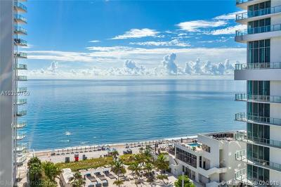 Hollywood Condo For Sale: 4001 S Ocean Dr #12J