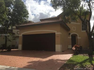 Doral Single Family Home For Sale: 11312 NW 44 Ter