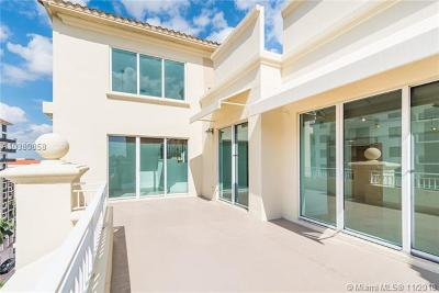 Boca Raton Condo For Sale: 99 SE Mizner Blvd #PH31
