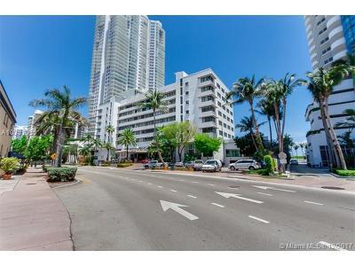 Miami Beach Condo For Sale: 6345 Collins Ave #PH-27