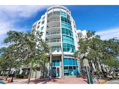 Miami Beach Condo For Sale: 110 Washington Ave #1507