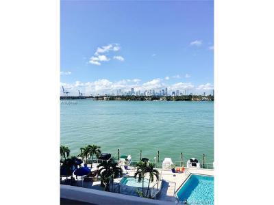 Miami Beach Condo For Sale: 800 West Ave #623
