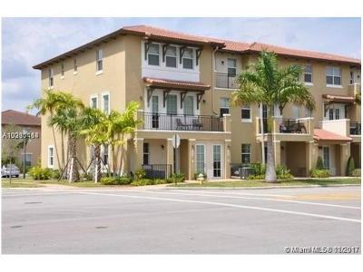 Condo For Sale: 1056 SW 147th Ave #10109