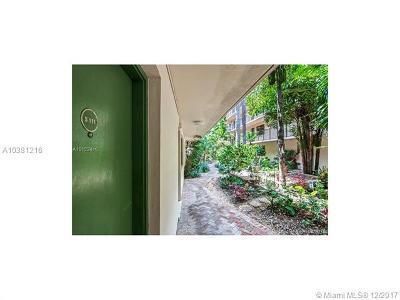 Miami Condo For Sale: 3242 Mary St #S111