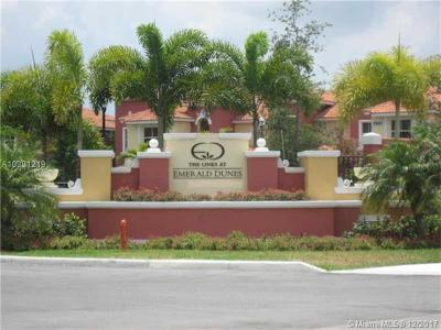 West Palm Beach Condo For Sale: 2938 Hope Valley St #107