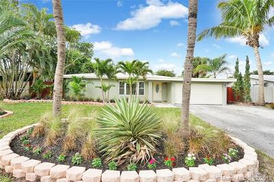 Wilton Manors Single Family Home For Sale: 2809 NW 7th Ave