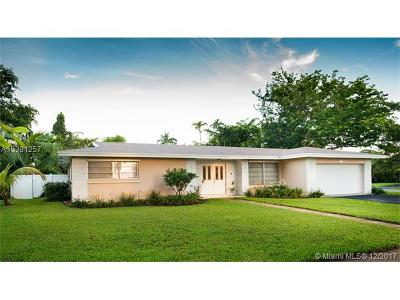 Plantation Single Family Home For Sale: 1161 NW 70th Ave