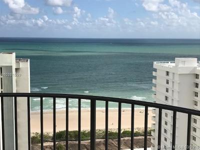 Miami Beach Condo For Sale: 5660 Collins Ave #21C