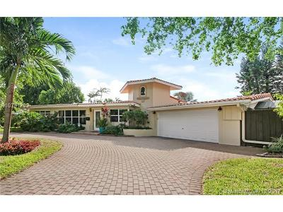 Fort Lauderdale Single Family Home For Sale: 2716 NE 26th St