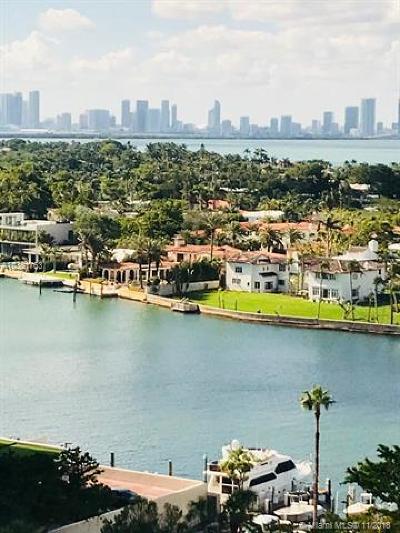 Miami Beach Condo For Sale: 5555 Collins Ave #14Y