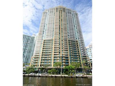 Fort Lauderdale Condo For Sale: 411 N New River Dr E #1104