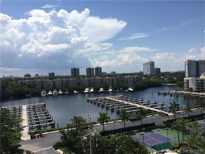 Aventura Condo For Sale: 19667 Turnberry Way #8-D