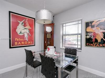 Miami Shores Single Family Home For Sale: 9740 N Miami Ave