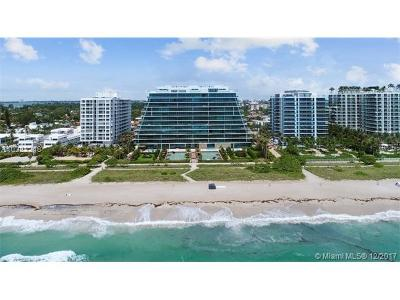 Surfside Condo For Sale: 9349 Collins Ave #806