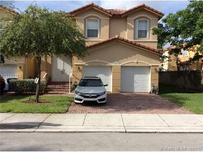 Doral Single Family Home For Sale: 11058 NW 87th St