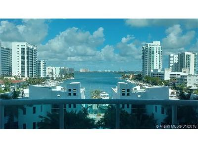 North Bay Village Condo For Sale: 7900 N Harbor Island Dr #601