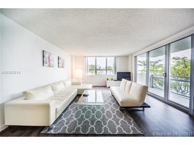 Miami Beach Condo For Sale: 1500 Bay Rd Apt #238S