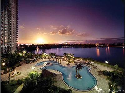 Sunrise Condo For Sale: 2641 N Flamingo Rd #2001N
