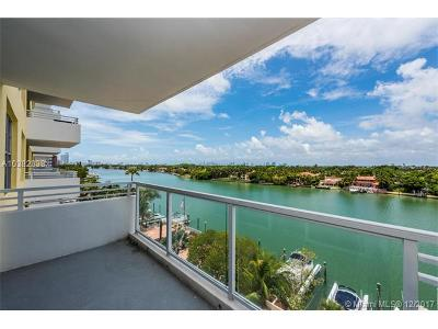 Miami Beach Condo For Sale: 5600 Collins Ave #7R