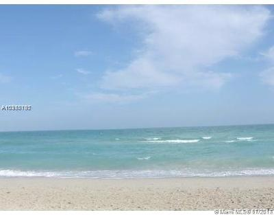 Miami Beach Condo For Sale: 4747 Collins Ave #201