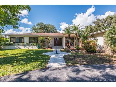Palmetto Bay Single Family Home For Sale: 13840 SW 74 Ave