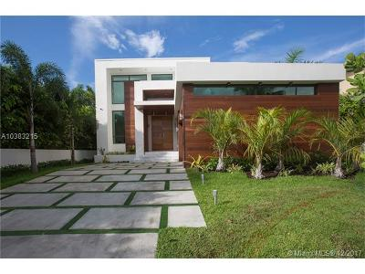 Miami Beach Single Family Home For Sale: 240 Palm Ave