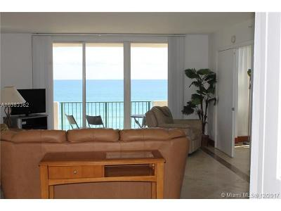 Surfside Condo For Sale: 9195 Collins Ave #702