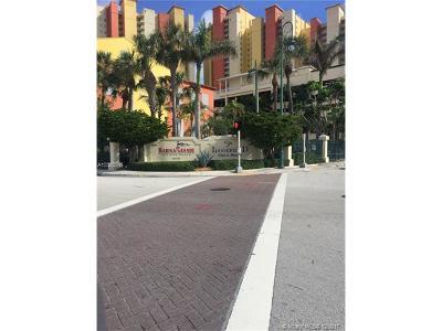Riviera Beach Condo For Sale: 2650 Lake Shore Dr #1805