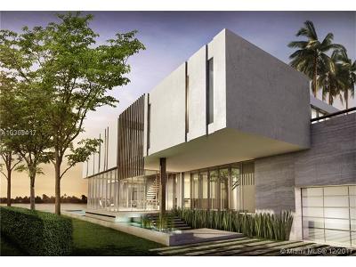Miami Beach Single Family Home For Sale: 120 W Rivo Alto Dr