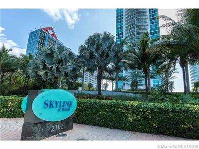 Miami Condo For Sale: 2101 Brickell Ave #3105