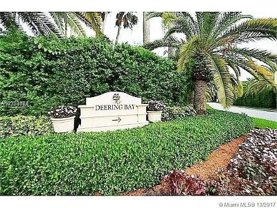 Deering Bay, Deering Bay Club Villas, Deering Bay Condo, Deering Bay Estates, Deering Bay Villas Single Family Home For Sale: 13662 Deering Bay Dr