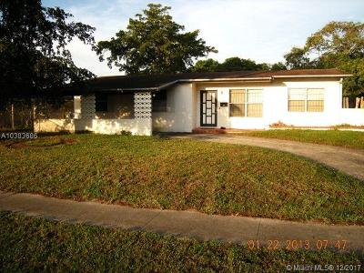 Fort Lauderdale Single Family Home For Sale: 621 SW 28th Dr
