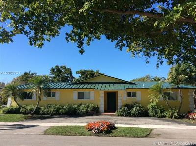 Pinecrest Multi Family Home For Sale: 10650 SW 77