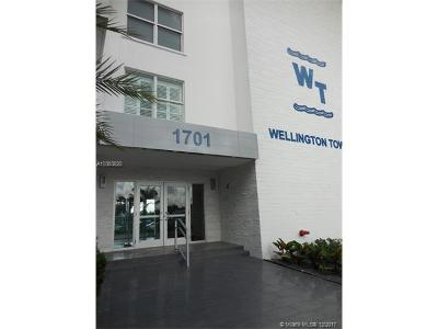Hollywood Condo For Sale: 1701 S Ocean Dr #104