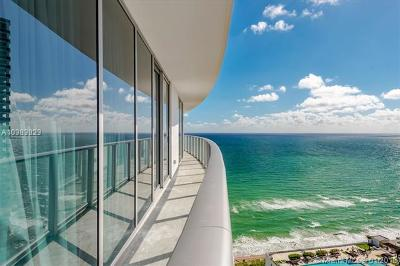 hollywood Condo For Sale: 4111 S Ocean Dr #2711