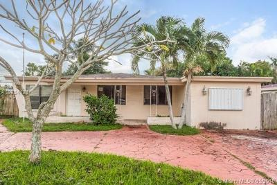 Fort Lauderdale Single Family Home For Sale: 3120 SW 17th St