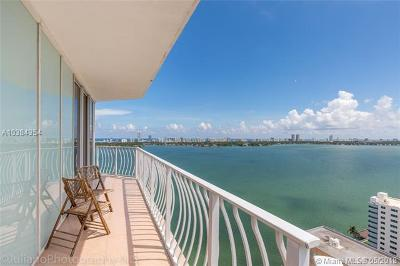 North Bay Village Condo For Sale: 7601 E Treasure Dr #PH207