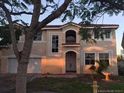 Single Family Home For Sale: 16203 SW 51 Ter