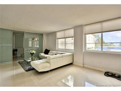 Miami Beach Condo For Sale: 5005 Collins Av #225