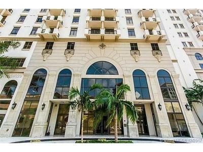 Coral Gables Condo For Sale: 1805 Ponce De Leon Blvd #526