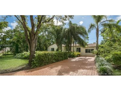 Miami Shores Single Family Home For Sale: 150 NW 98th St