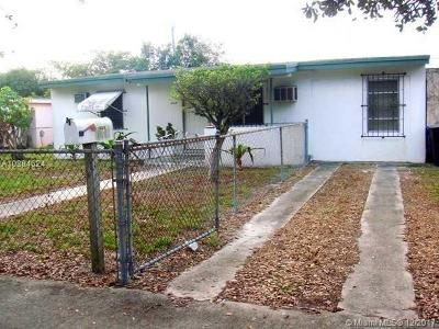 Fort Lauderdale Single Family Home For Sale: 1828 Lauderdale Manor